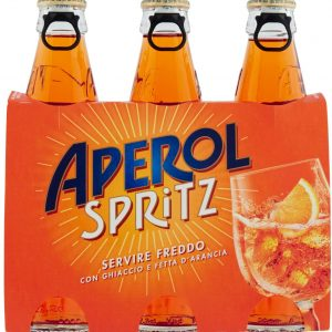 APEROL SPRITZ 3 bouteilles 175 ml